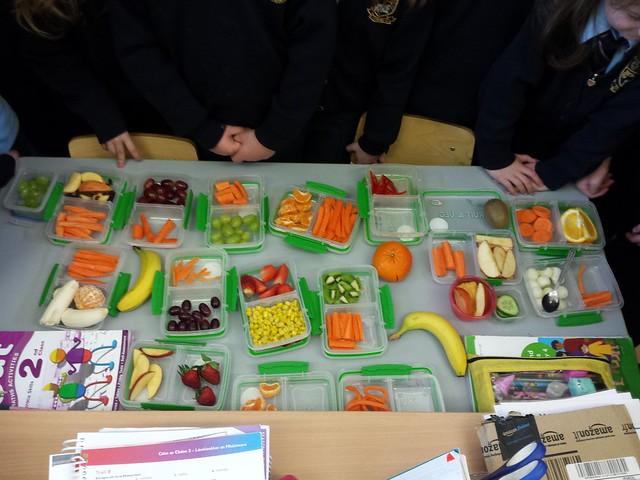 St Patricks National School Bruree Food Dudes In Second Class